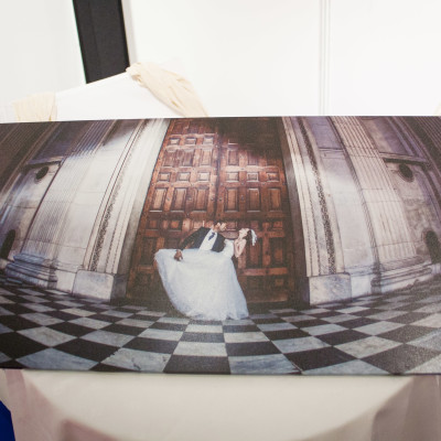 High Density Light Weight Photo Canvas (0.4