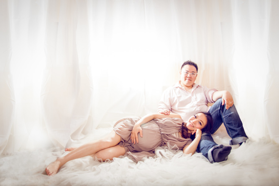 Baby is a blessing to the family, it represent new hope and love. Our pleasure to photograph pregnant mothers.