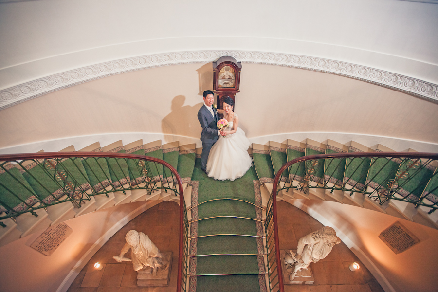 Chinese Wedding in Trinity House, London