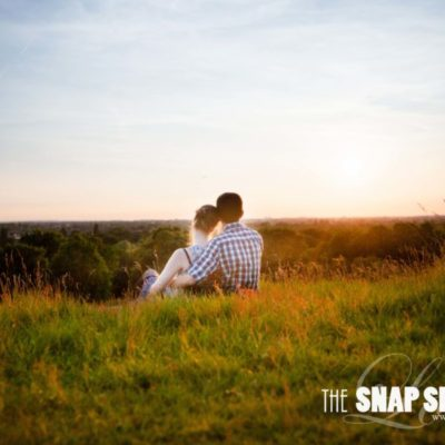 Richmond Park Engagement shoot (blog review)
