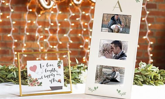 4 Photo-riffic Wedding Gift Ideas For the Picture-Perfect Couple